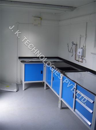 Laboratory Container