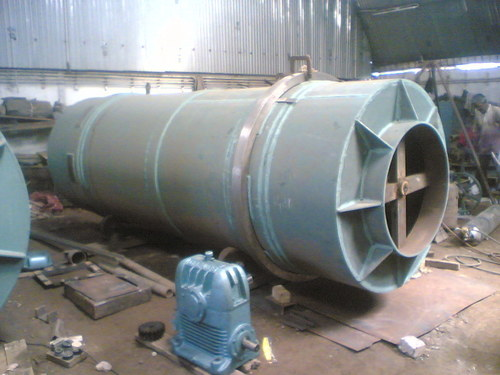 Rotary Kiln (Batch Type)
