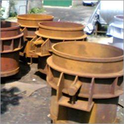 Steel Plant Ladle