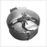 Pan Type Rotary Plow Mixer