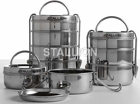 Insulated Lunch Carriers