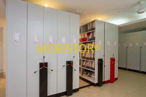 Mobile Filing Compactor Racks