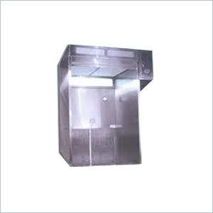 Semi-Automatic Sampling Booths