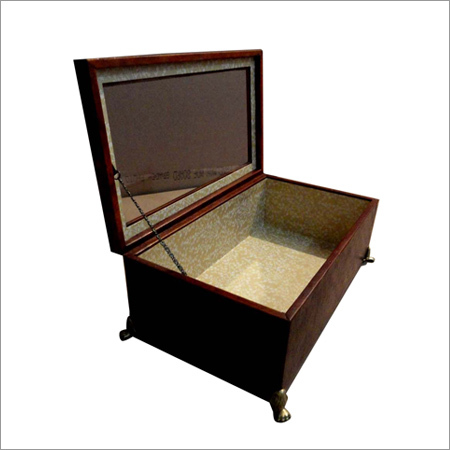 Leather Display Box
