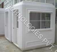 Security Hut Container