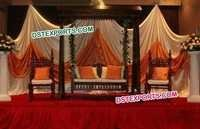 Wedding Antique Rajwadi Swing Set