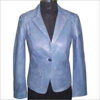 Blue Short Jacket