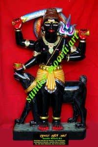 Bharavnath Statue