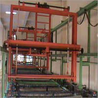 Automatic Zinc Electroplating Plant