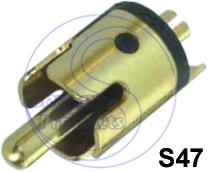 RCA Plug Flower Type (G.P