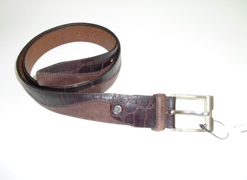 Dual Effect Leather Belts