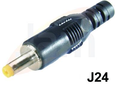 CD Plug (0 4 mm x 0 1.7 mm)  DLX