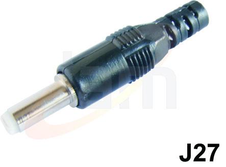 DC Plug  (0 5.2mm x 02.1 mm) DLX