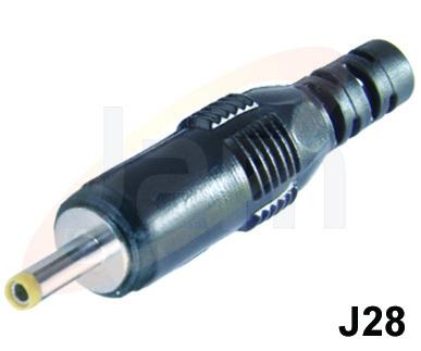 DC Plug (0 3 mm x 0 1.1 mm) DLX