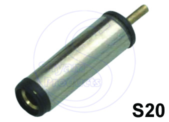 DC Plug (Moulding) 5.5mmx2.1mm 2
