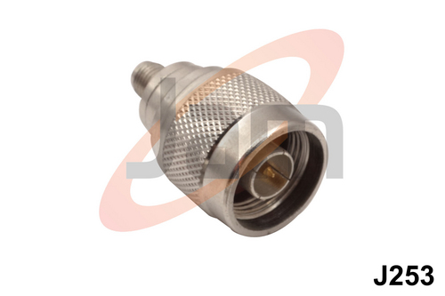N MALE -SMA SOCKET ADAPTOR