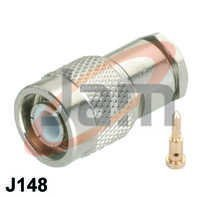 TNC Plug RG. 58 (PTFE)