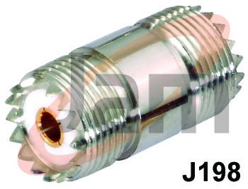 UHF Socket to UHF Socket (PTFE)