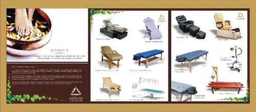Spa Massage Equipments