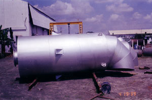 High Pressure Safety Valves Silencers (View-3)