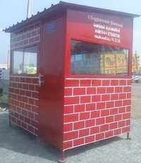 Prefabricated Police Booth