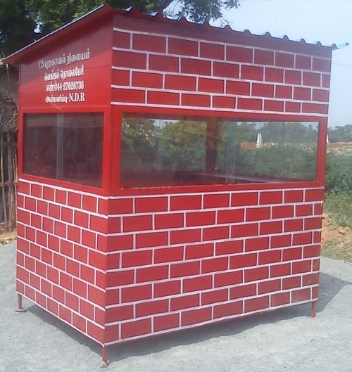 Traffic Police Booth