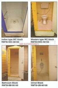 Sintex Toilet Cabin