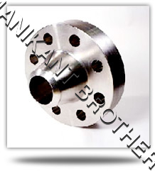 Weld Neck Pipe Flanges