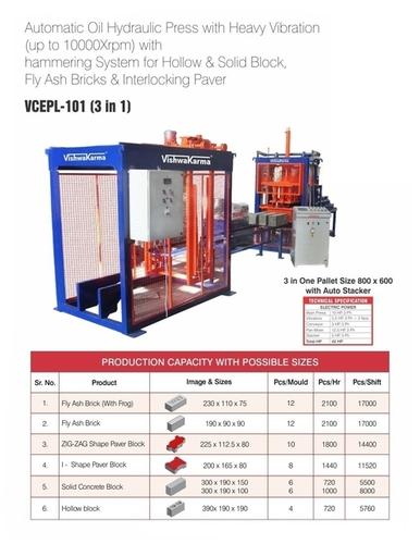 Automatic Oil Hydraulic Press