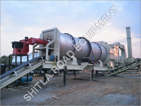 Dryer And Mixing Unit