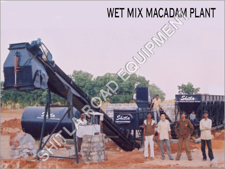 Wet Mix Plant