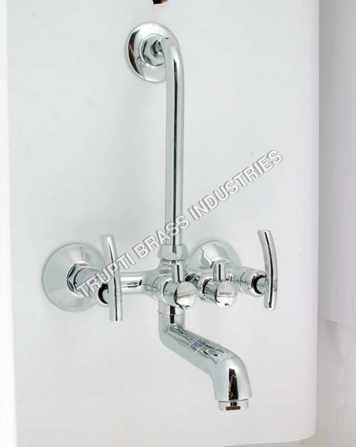 3 in 1 Wall Mixer For Bath & Shower