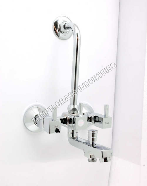 Wall Mixer For Bath & Shower 3 in 1