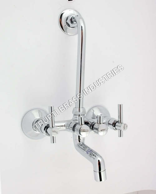 Wall Mixer For Bath & Shower