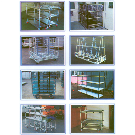 Material Feeding Trolleys