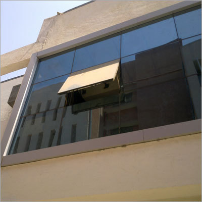Silicone Structural Glazing