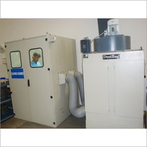 Dust Cleaning Chamber