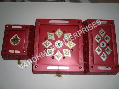 Designer Laddo Boxes