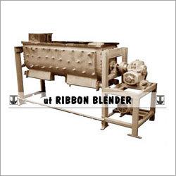 Horizontal Ribbon Blender