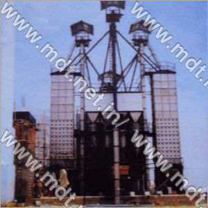 Parboiling Plant System