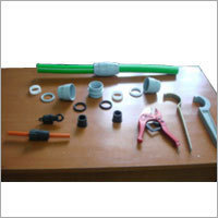 PLB HDPE Duct Accessories