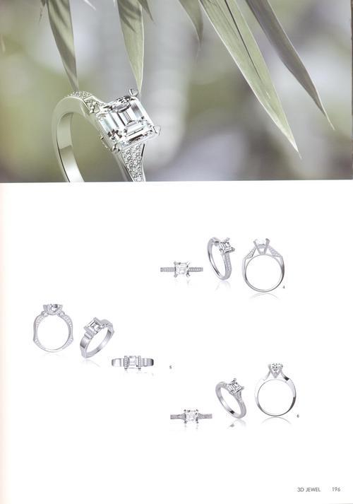 3dvol2  Jewellery Book