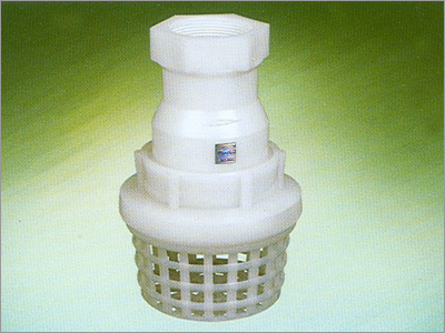 PP Foot Thread End Valve
