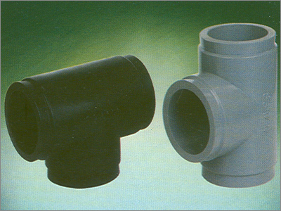 Butweld Type Moulded Tee