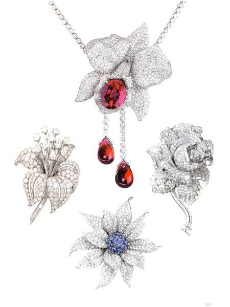 Amazing-Cartier Jewellery Book