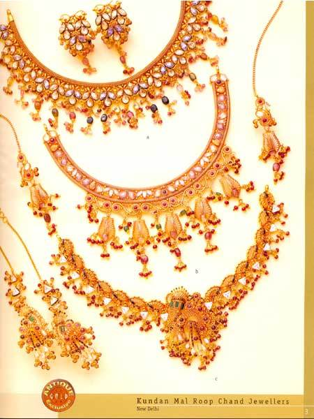 Antique-Gold Jewellery Book