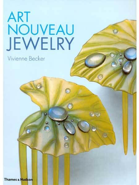 Art-nouveau-jewelry Jewellery Book