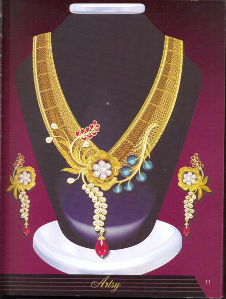 Artsy1 Jewellery Book