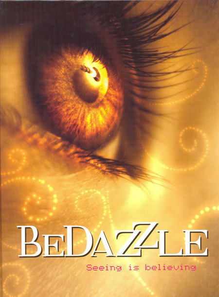 BEDAZZLE COVER Jewellery Book