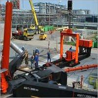 Aerial Tube Bundle Extractor
